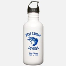 westCanaanCoyotes_tshi Water Bottle