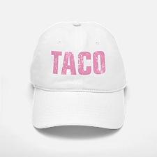 pink_taco Baseball Baseball Cap