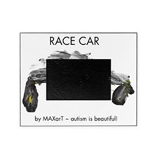 Racecar_FF Picture Frame