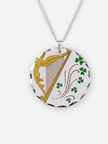 ireland-harp Necklace