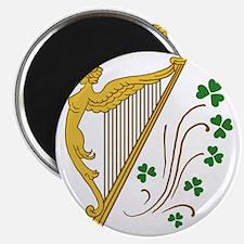 ireland-harp Magnet