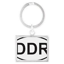 DDR Landscape Keychain