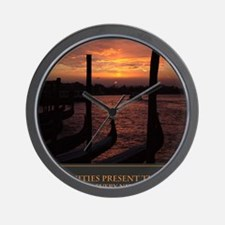 Opportunities Present Themselves With E Wall Clock