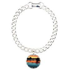 I Am Grateful print Bracelet
