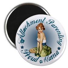 Breastfeeding Mama3 Magnet