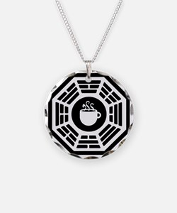 dharma coffee station Necklace