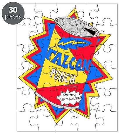 falcon_punch_color Puzzle