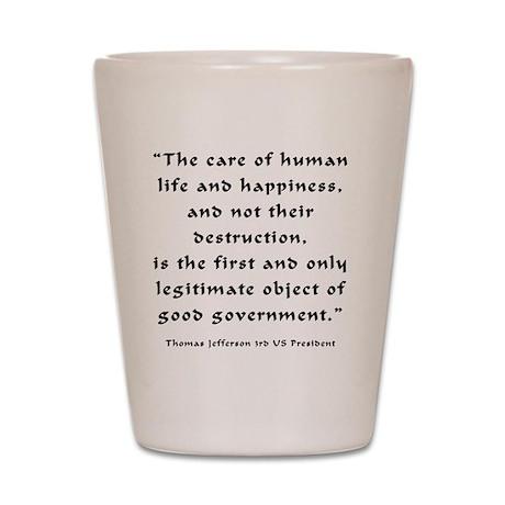 t_j_good_government Shot Glass