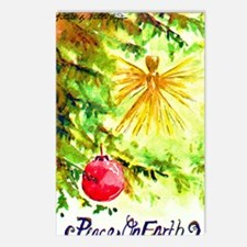Straw Angel Postcards (Package of 8)