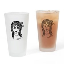 animecp2 Drinking Glass