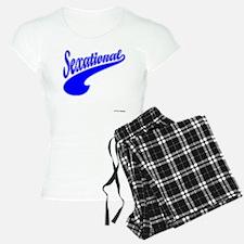 Sexational blue Pajamas