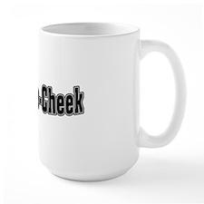 BB CheekToCheek black Mug