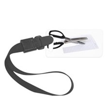 SecurityScissors060509 Luggage Tag
