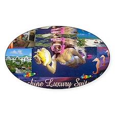 Sunshine Luxury Suite Decal