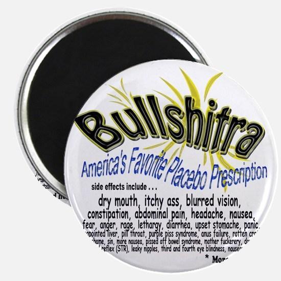 Bullshitra - shirt SIDE ONE Magnet