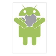 android_nom Postcards (Package of 8)
