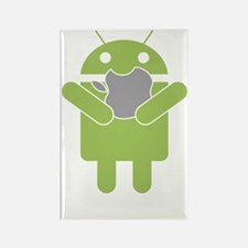 android_nom Rectangle Magnet