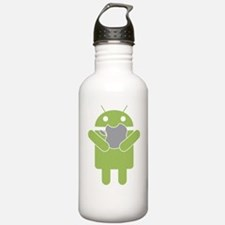 android_nom Water Bottle