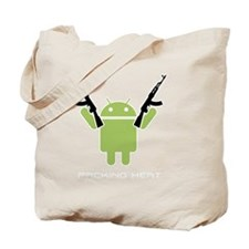 android_packing Tote Bag