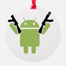 android_packing Ornament