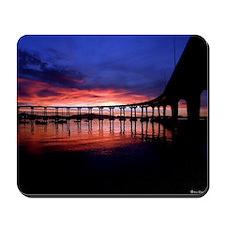 Coronado_Bridge_Sunrise Mousepad