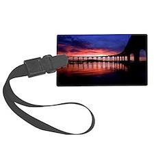 Coronado_Bridge_Sunrise Luggage Tag
