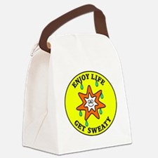 sweaty2 Canvas Lunch Bag