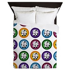 colorcows Queen Duvet