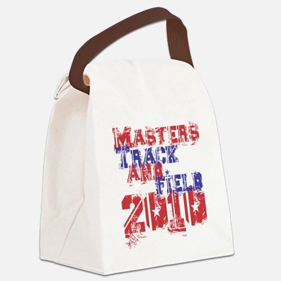 2010 Canvas Lunch Bag