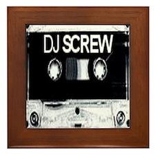 screw tape Framed Tile
