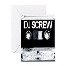 screw tape Greeting Card