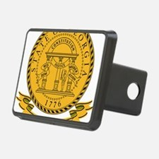 Georgia Seal Hitch Cover