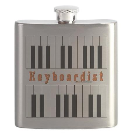 2010 Keyboardist Flask