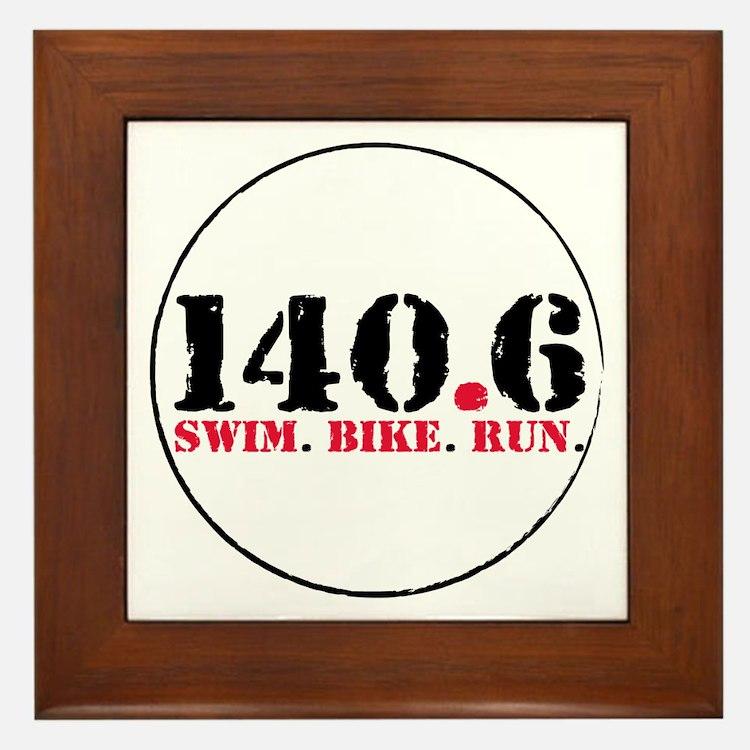 140_6sbrcir Framed Tile
