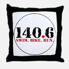 140_6sbrcir Throw Pillow
