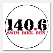 "140_6sbrcir Square Car Magnet 3"" x 3"""