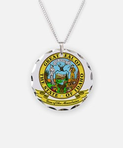 Idaho Seal Necklace