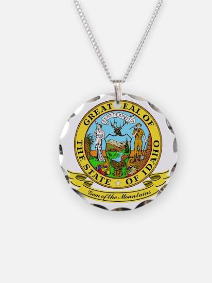 Idaho Seal Necklace