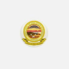 Kansas Seal Mini Button
