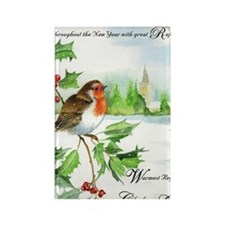 Peace of Christmas Rectangle Magnet