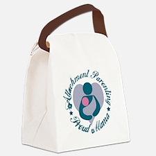 Attachment Mama3 Canvas Lunch Bag