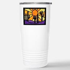 desert-daze-poster Travel Mug