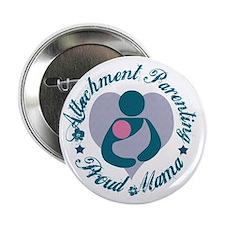 """Attachment Mama3 2.25"""" Button"""