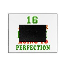 Funny 16 And Like Fine Wine Birthday Picture Frame
