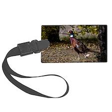 (6) Pheasant  497 Luggage Tag