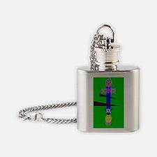 Garden Intern Flask Necklace