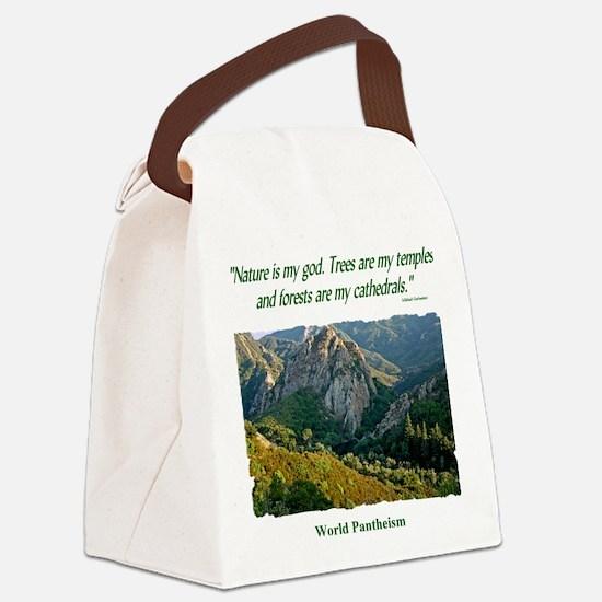 T-Shirt-06 Canvas Lunch Bag