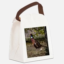 (15) Pheasant  497 Canvas Lunch Bag