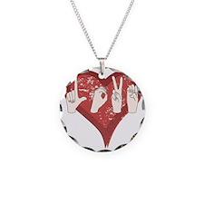 LoveASL Necklace
