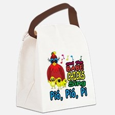 Pio Canvas Lunch Bag